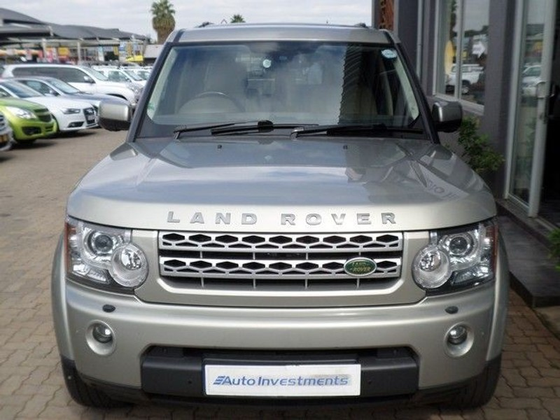 used land rover discovery 4 3 0 tdv6 hse for sale in gauteng id 1908850. Black Bedroom Furniture Sets. Home Design Ideas