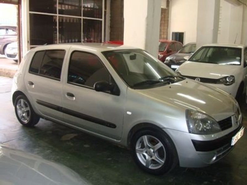 used renault clio 1 4 expression for sale in gauteng id 1908910. Black Bedroom Furniture Sets. Home Design Ideas