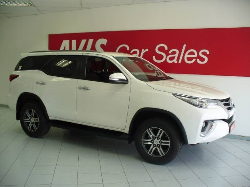 Used Toyota Fortuner 2.8GD-6 R/B Auto For Sale In Eastern