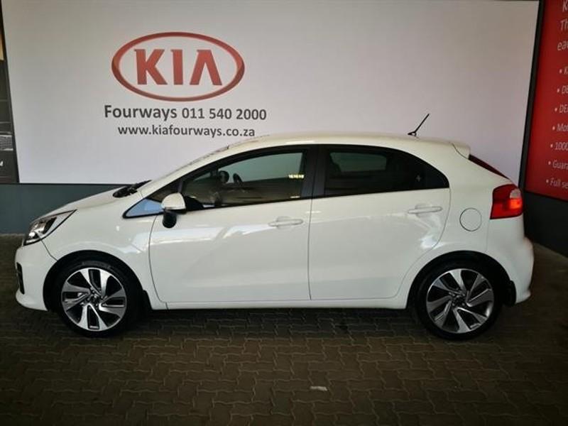 Used Kia Rio 1 4 Tec 5dr A T For Sale In Gauteng