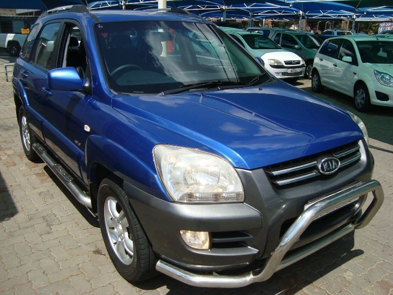 used kia sportage 2 0 awd for sale in gauteng. Black Bedroom Furniture Sets. Home Design Ideas