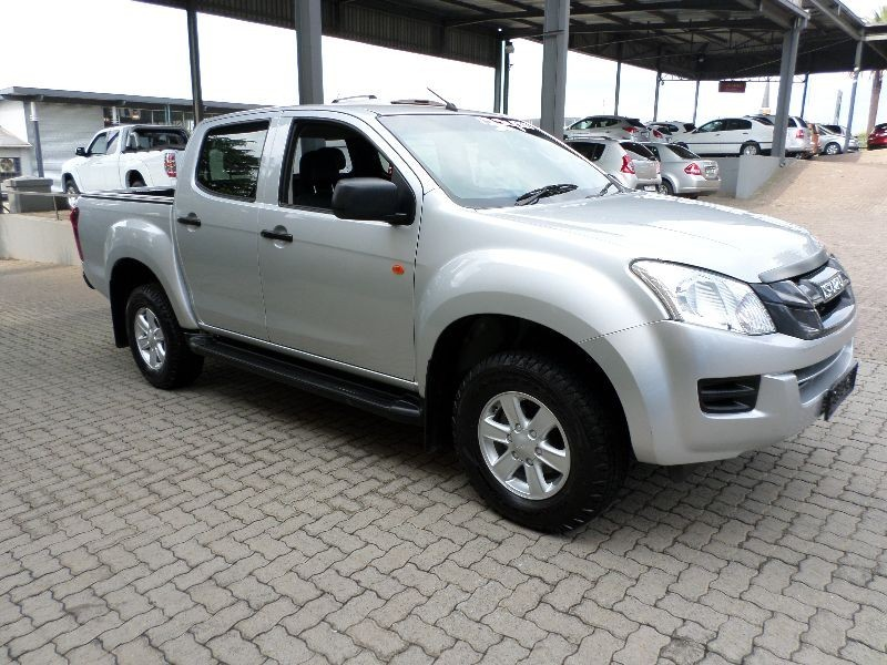 Used Isuzu Kb Series 250 D Teq Le Double Cab Bakkie For