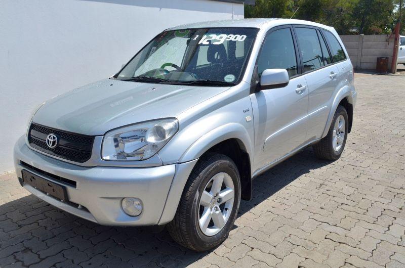 Used Toyota Rav 4 Rav4 200 5dr A T For Sale In Mpumalanga