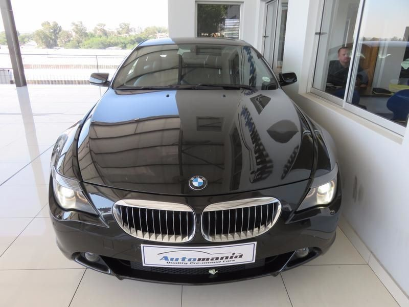 used bmw 6 series 2008 bmw 6 series 650i auto for sale in gauteng id 1910092. Black Bedroom Furniture Sets. Home Design Ideas