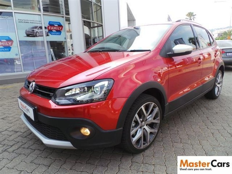 used volkswagen polo cross 1 2 tsi for sale in gauteng id 1910603. Black Bedroom Furniture Sets. Home Design Ideas