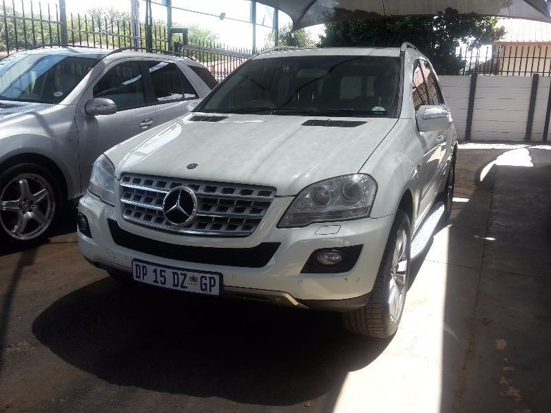 used mercedes benz m class ml 350 cdi a t for sale in gauteng id 1910865. Black Bedroom Furniture Sets. Home Design Ideas