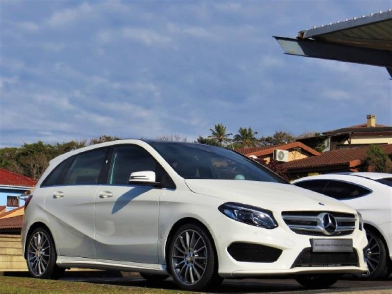 Used mercedes benz b class b 220 cdi amg auto for sale in for Mercedes benz financial report 2016