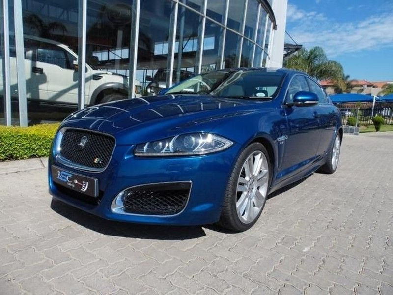used jaguar xfr 5 0 v8 s c for sale in gauteng id 1912619. Black Bedroom Furniture Sets. Home Design Ideas