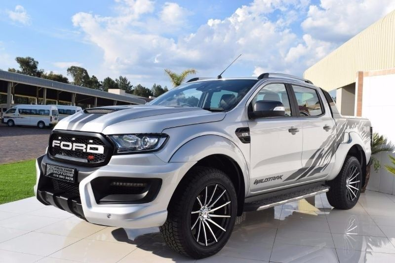 used ford ranger 3 2tdci wildtrack 4x4 auto double cab bakkie for sale in gauteng. Black Bedroom Furniture Sets. Home Design Ideas