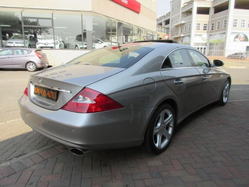 Used mercedes benz cls class 500 for sale in gauteng for Used mercedes benz cls for sale