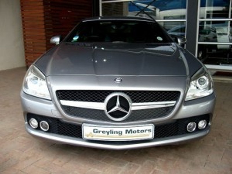 Used Mercedes Benz Slk Class Slk 200 A T For Sale In