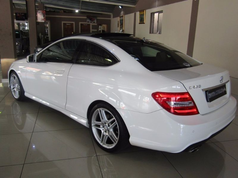 used mercedes benz c class c250 cdi be coupe a t for sale in gauteng id 1913381. Black Bedroom Furniture Sets. Home Design Ideas