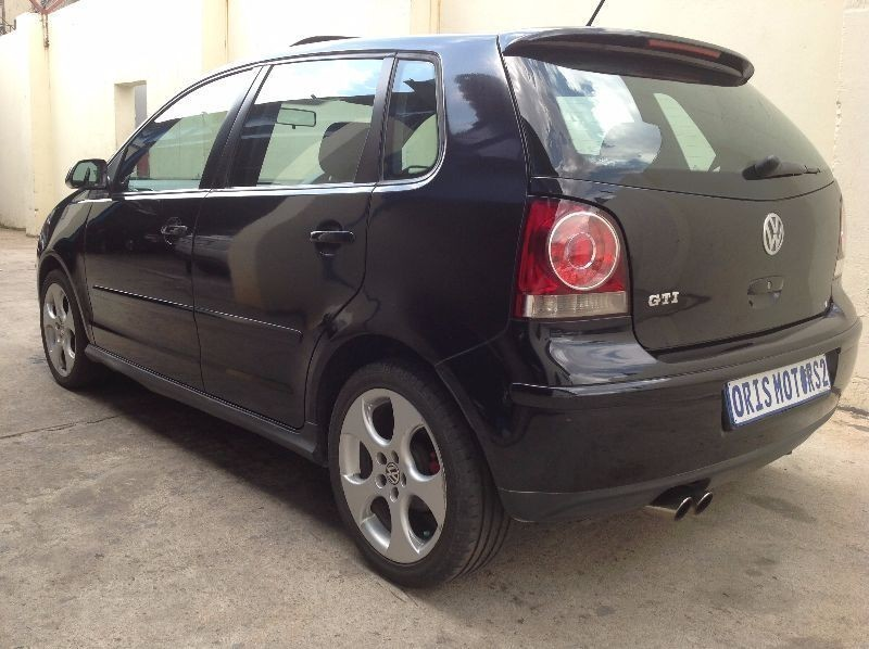 used volkswagen polo gti for sale in gauteng id 1913452. Black Bedroom Furniture Sets. Home Design Ideas