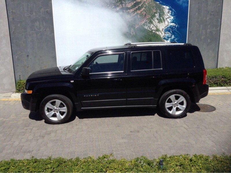 used jeep patriot 2 4 limited for sale in western cape id 1913633. Black Bedroom Furniture Sets. Home Design Ideas