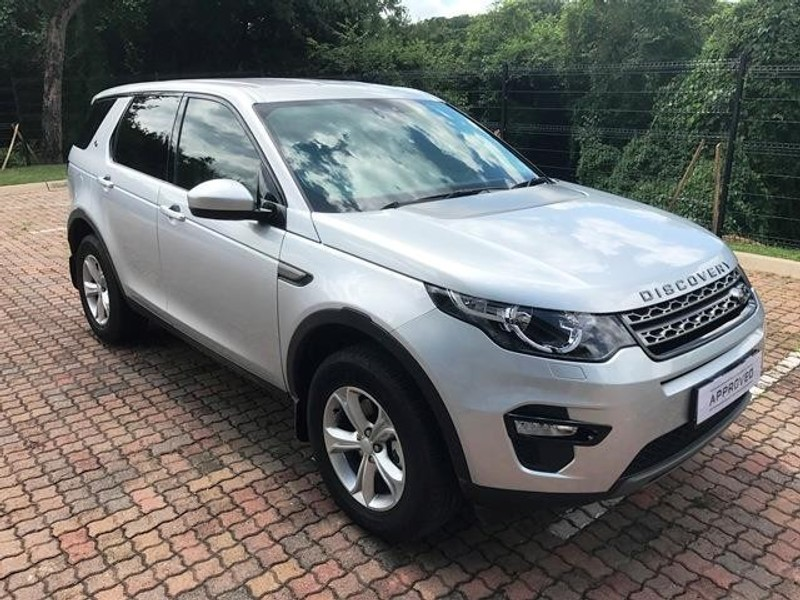 used land rover discovery sport 2 2 sd4 se for sale in mpumalanga id 1913650. Black Bedroom Furniture Sets. Home Design Ideas
