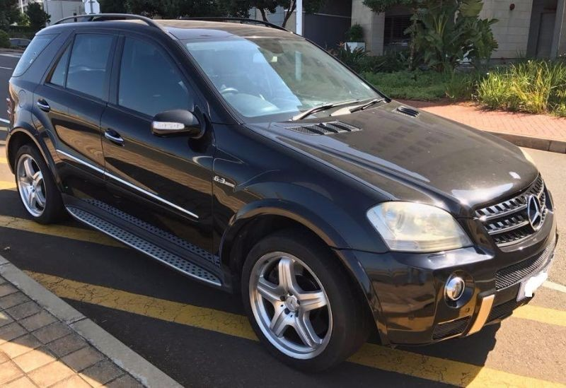 Used mercedes benz m class ml 63 amg for sale in kwazulu for 2007 mercedes benz ml350 for sale