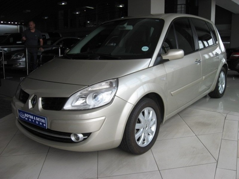 used renault scenic ii dynamic 1 9 dci for sale in gauteng id 1914644. Black Bedroom Furniture Sets. Home Design Ideas