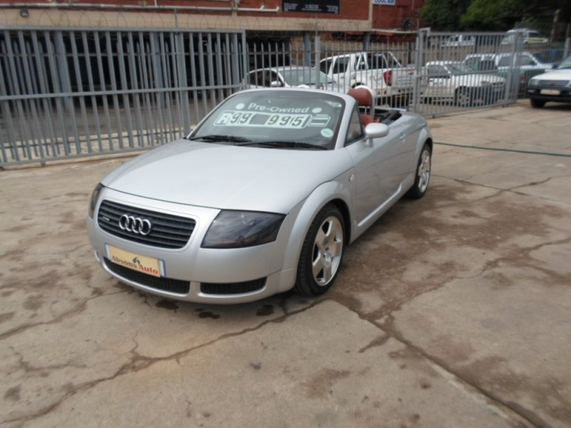used audi tt roadster quattro for sale in kwazulu. Black Bedroom Furniture Sets. Home Design Ideas