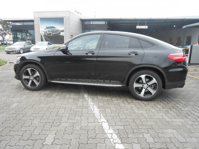 Used mercedes benz glc coupe 250d for sale in gauteng for Mercedes benz glc for sale