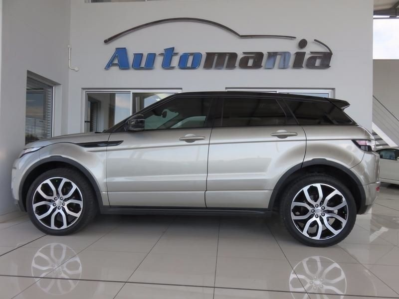 used land rover evoque 2015 land rover range rover evoque sd4 dynamic for sale in gauteng cars. Black Bedroom Furniture Sets. Home Design Ideas