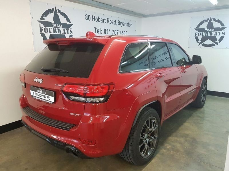 used jeep grand cherokee srt8 for sale in gauteng id 1914994. Black Bedroom Furniture Sets. Home Design Ideas