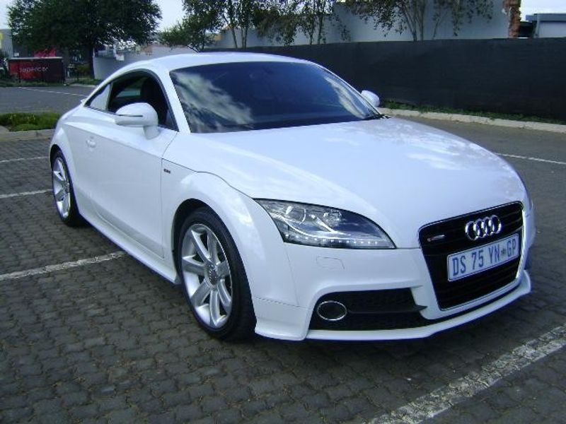 used audi tt fsi coupe stronic for sale in gauteng id 1915108. Black Bedroom Furniture Sets. Home Design Ideas