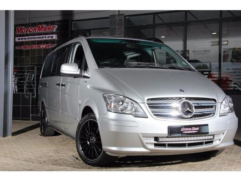 used mercedes benz vito 122 cdi shuttle for sale in north west province id 1915650. Black Bedroom Furniture Sets. Home Design Ideas
