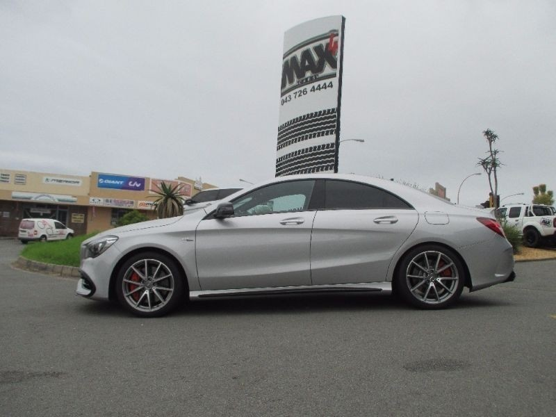 Used mercedes benz cla class cla45 amg for sale in eastern for Mercedes benz cla45 amg for sale