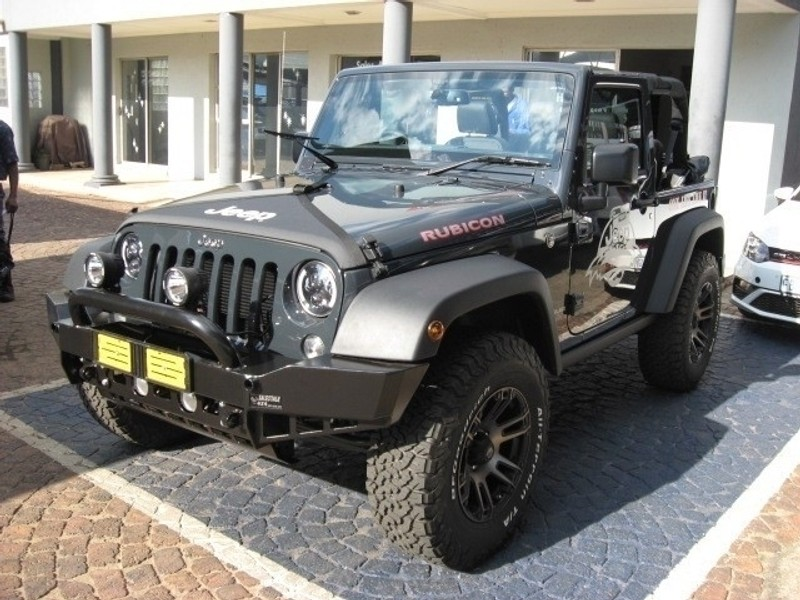 used jeep wrangler rubicon 3 6 v6 auto 2 door for sale in gauteng id 1915762. Black Bedroom Furniture Sets. Home Design Ideas