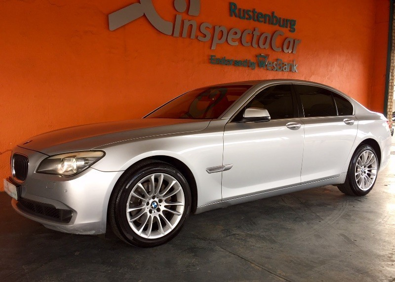 2009 bmw 7 series 740i f01 for sale in north west province. Cars Review. Best American Auto & Cars Review