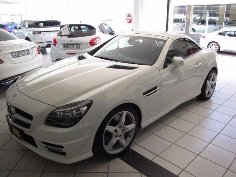 Used Mercedes Benz Slk Class Used 2012 Merc Slk 200 Amg