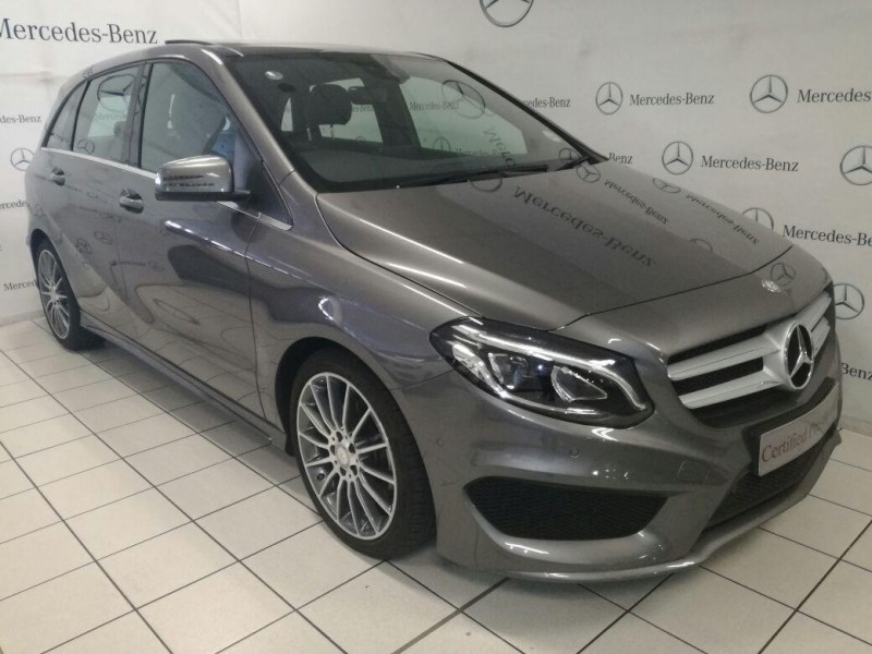 Used mercedes benz b class b 250 amg auto for sale in for Mercedes benz claremont