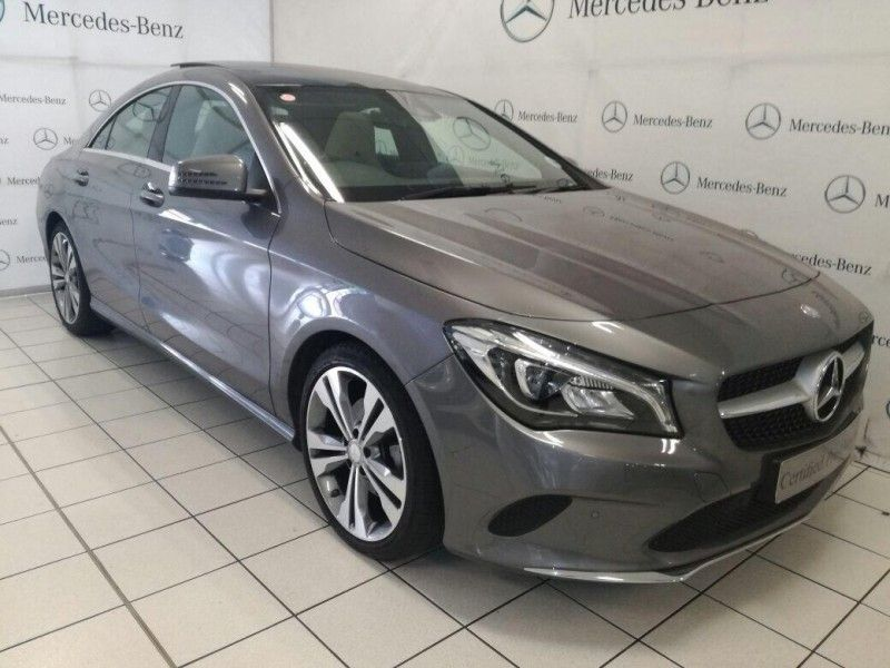 Used mercedes benz cla class cla220 cdi auto for sale in for Mercedes benz claremont