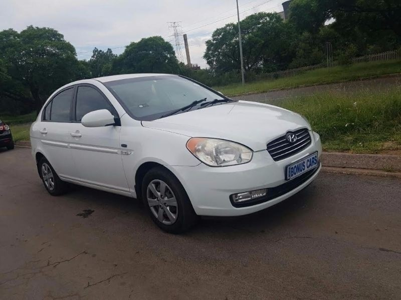 used hyundai accent 1 6 gls a t for sale in gauteng id 1916727. Black Bedroom Furniture Sets. Home Design Ideas