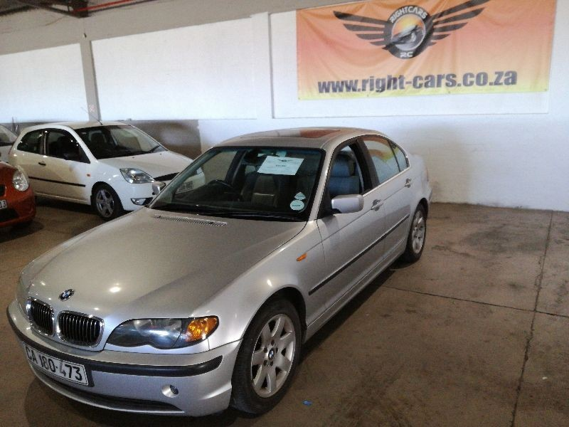 used bmw 3 series 320d e46 f l for sale in western cape. Black Bedroom Furniture Sets. Home Design Ideas
