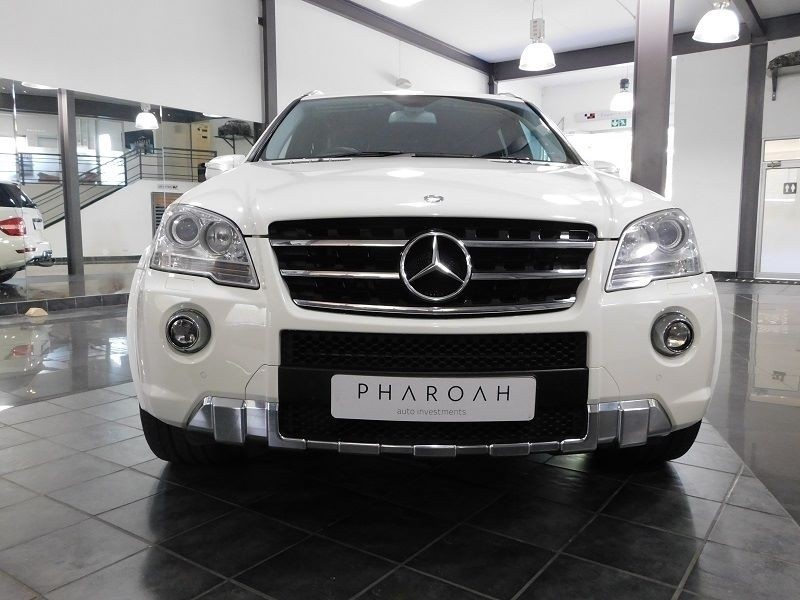 used mercedes benz m class ml 63 amg for sale in gauteng id 1916870. Black Bedroom Furniture Sets. Home Design Ideas