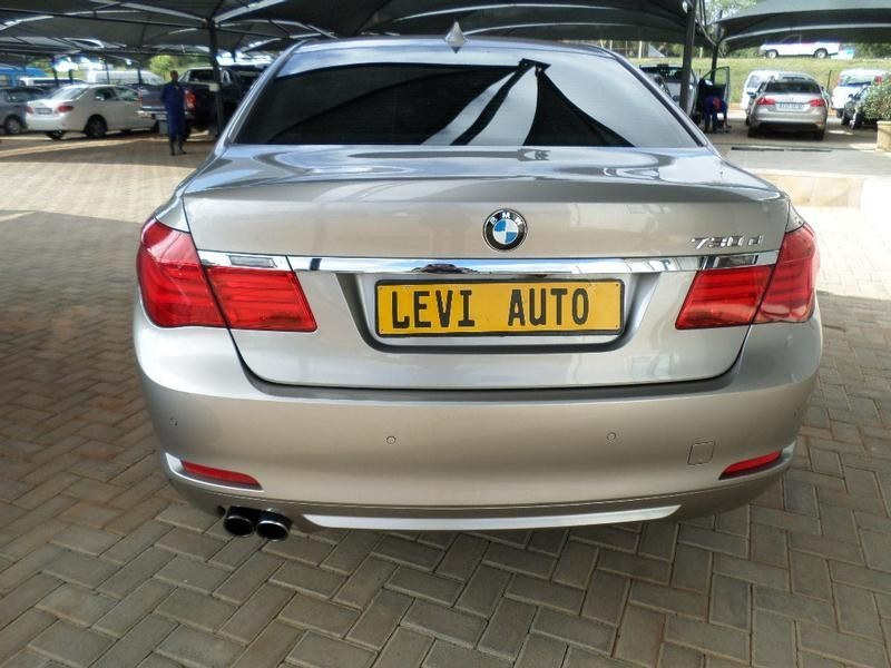 2009 bmw 7 series 730d innovation f01 for sale in gauteng. Cars Review. Best American Auto & Cars Review