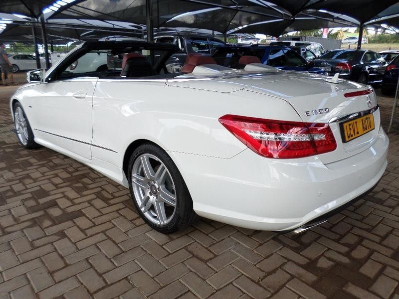 Used mercedes benz e class e 500 cabriolet for sale in for Mercedes benz e500 for sale
