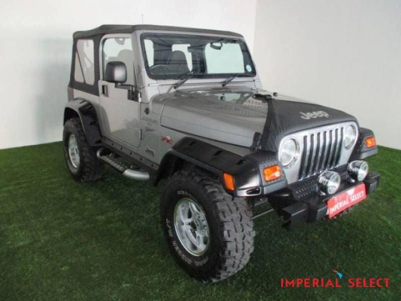used jeep wrangler sport dual top for sale in western cape. Cars Review. Best American Auto & Cars Review
