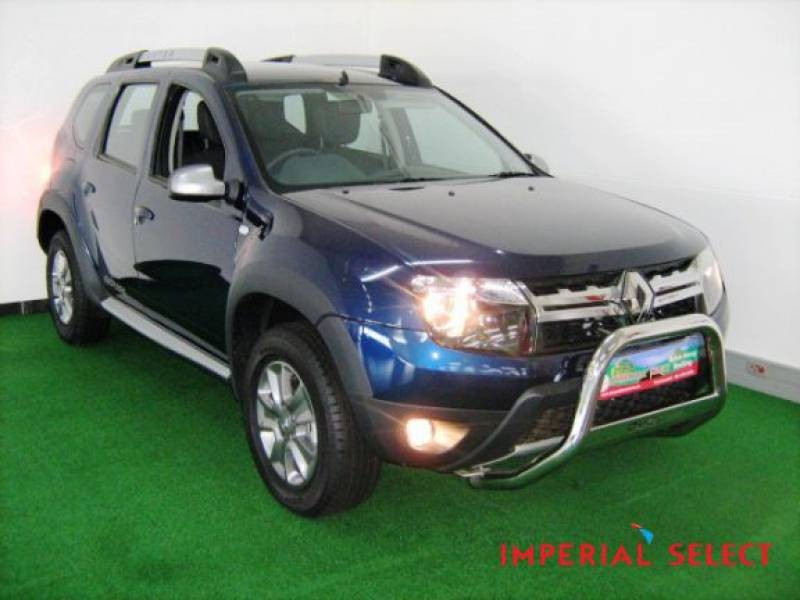 used renault duster 1 6 dynamique for sale in western cape id 1917395. Black Bedroom Furniture Sets. Home Design Ideas