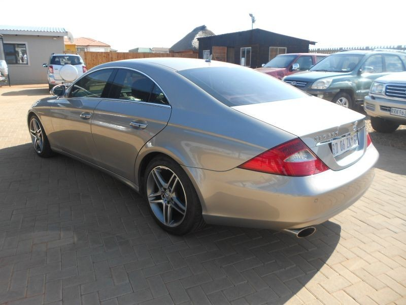 Used mercedes benz cls class cls 350 for sale in gauteng for Mercedes benz cls sale