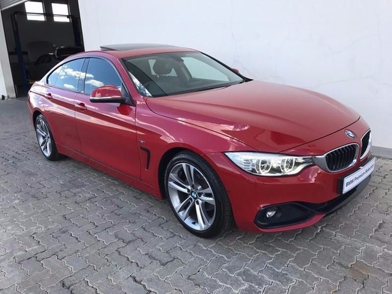 Used Bmw 4 Series 420i Gran Coupe Sport Line Auto For Sale