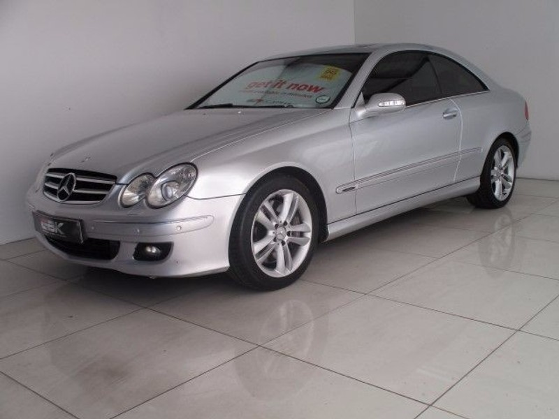 Used mercedes benz clk class clk 500 coupe for sale in for Mercedes benz clk500 for sale