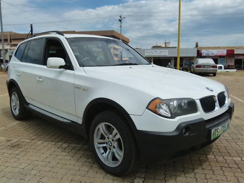 used bmw x3 for sale in north west province. Black Bedroom Furniture Sets. Home Design Ideas
