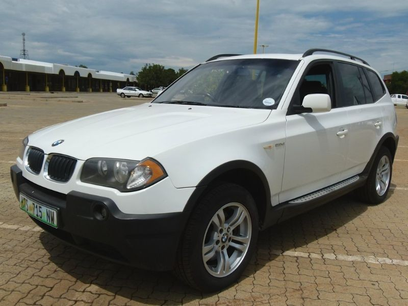 used bmw x3 for sale in north west province id 1918263. Black Bedroom Furniture Sets. Home Design Ideas