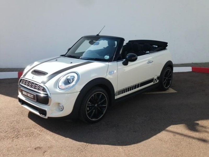used mini cooper s convertible auto fs7 for sale in gauteng id 1918280. Black Bedroom Furniture Sets. Home Design Ideas