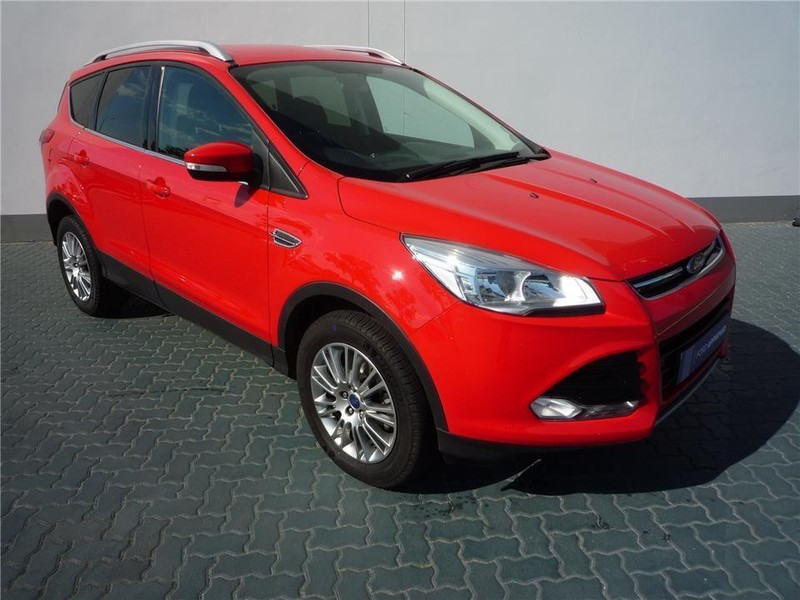 2015 Ford Kuga Review Ambiente And The Motor Report