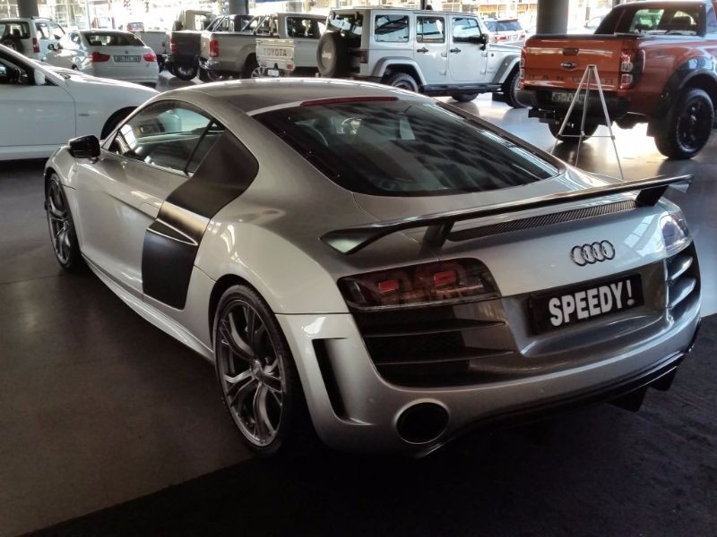 used audi r8 gt for sale in north west province. Black Bedroom Furniture Sets. Home Design Ideas