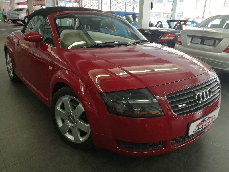 used audi tt roadster quattro for sale in gauteng id 1919021. Black Bedroom Furniture Sets. Home Design Ideas