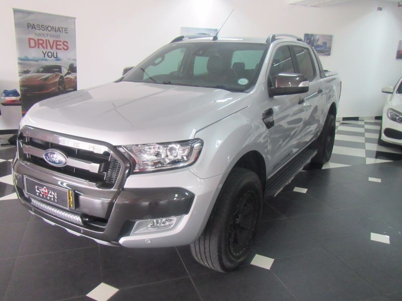 Used Ford Ranger 3 2tdci Wildtrack 4x4 Auto Double Cab